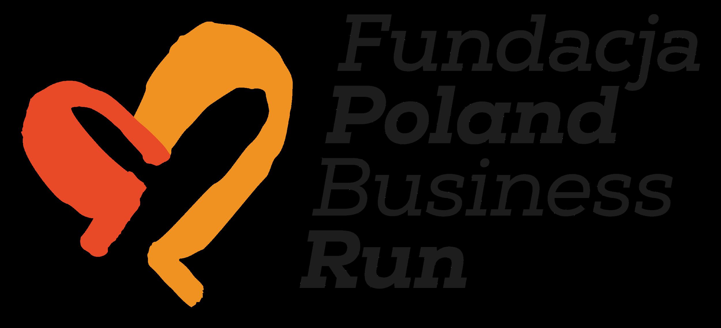 logo Fundacji Poland Business Run