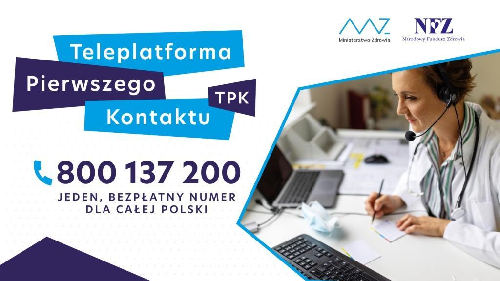 Teleplatforma Pierwszego Kontaktu 800 137 200